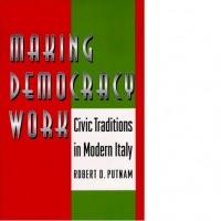 making democracy work