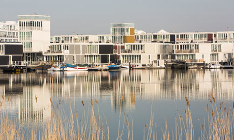 Rethinking how we build homes in the uk for How to build a floating house