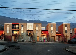 Adaptive self build Chile