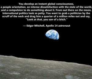 Edgar Mitchell: Epic wins for people and plant