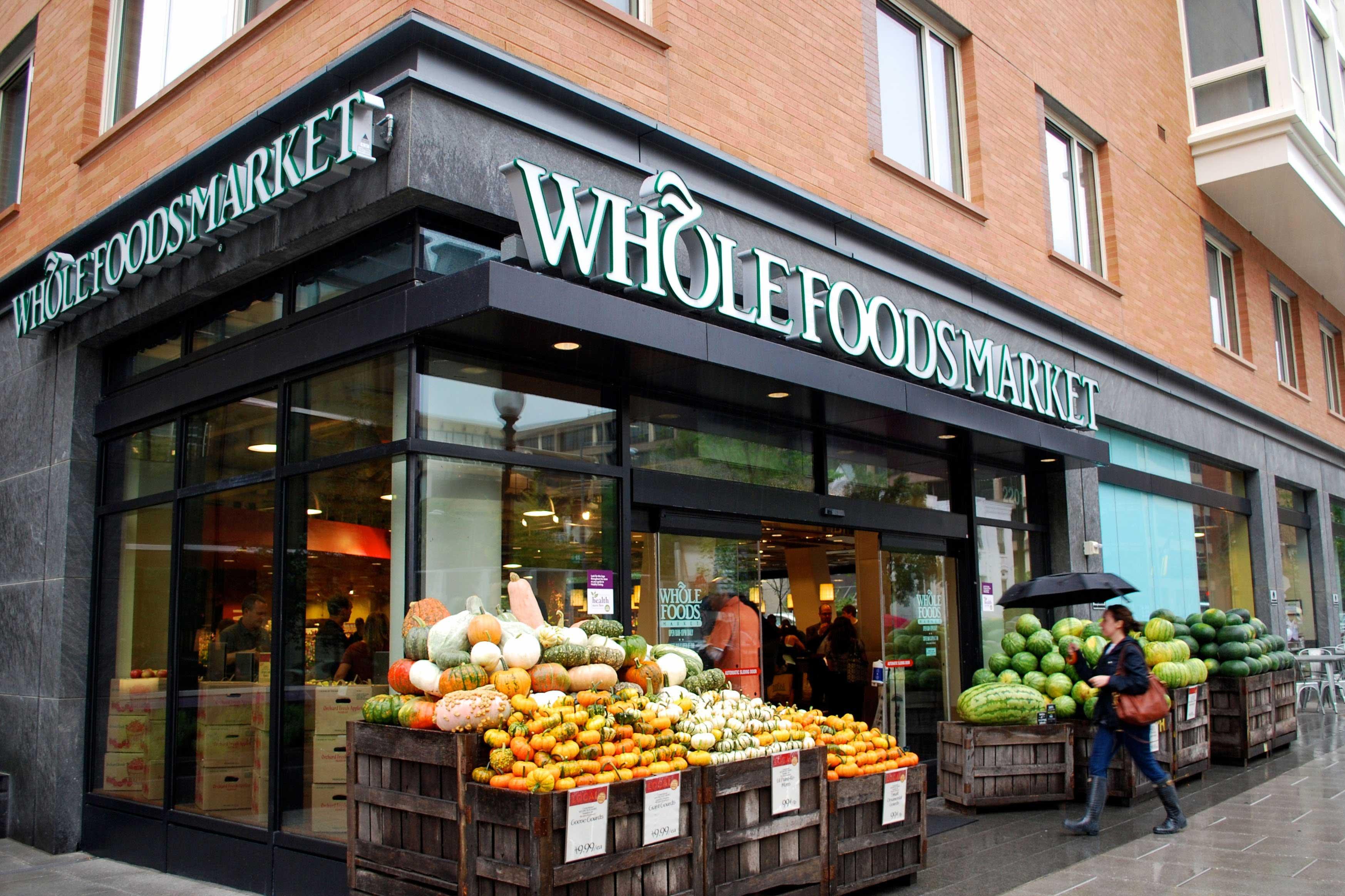 Mackey Ceo Whole Foods