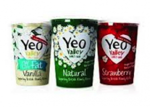 Yeo Valley products