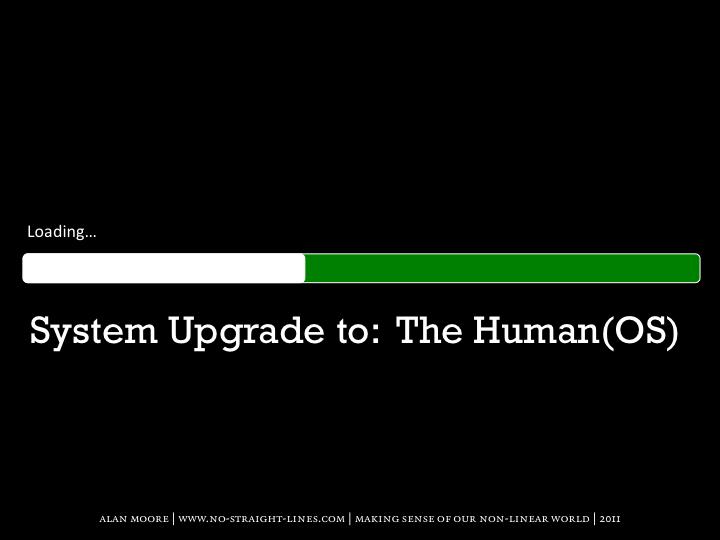 Human(OS) - rough consensus running code